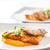 kipfilet · biefstuk · wortel · gegrild · aardappel · borst - stockfoto © grafvision