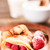 savoureux · crêpes · dessert · banane · icecream - photo stock © grafvision