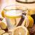 здорового · имбирь · чай · лимона · пить - Сток-фото © grafvision