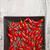 kırmızı · plaka · ahşap · ahşap · siyah - stok fotoğraf © grafvision