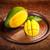 mango fruit and mango cubes stock photo © grafvision