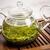 copo · fresco · chá · verde · vapor · manhã · tabela - foto stock © grafvision