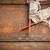 iğneler · sepet · iplik · rustik · çalışmak - stok fotoğraf © grafvision