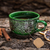 çay · fincanı · çay · çanta · cam · ışık - stok fotoğraf © grafvision