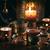 свечей · Кубок · древесины · веры - Сток-фото © grafvision