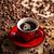 кофе · брезент · можете · используемый · продовольствие · дизайна - Сток-фото © grafvision