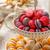 dessert · buffet · différent · crème · verre · alimentaire - photo stock © grafvision