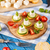 sandwiches with feta cheese stock photo © grafvision