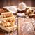 вафля · Печенье · идеальный · оба · завтрак · продовольствие - Сток-фото © grafvision