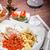 grillezett · disznóhús · steak · hús · fa · deszka · étel - stock fotó © grafvision