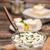 süzme · peynir · cam · çanak · süt · kahvaltı - stok fotoğraf © grafvision