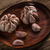 ampul · sarımsak · ahşap · plaka · arka · plan · pişirme - stok fotoğraf © grafvision