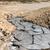 lama · rachaduras · secas · deserto · fundo · rachar - foto stock © grafvision