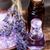 lawendy · herb · kwiat · wody · szkła · butelki - zdjęcia stock © grafvision