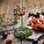 prosciutto · Italiaans · varkensvlees · vlees · eten · kruiden - stockfoto © grafvision