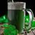 聖パトリックの日 · 休日 · お祝い · ラッキー · クローバー · 緑 - ストックフォト © grafvision