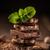 шоколадом · частей - Сток-фото © grafvision