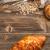 sabroso · croissant · oscuro · alimentos · café - foto stock © grafvision