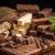 домашний · шоколадом · продовольствие · молоко · конфеты - Сток-фото © grafvision