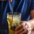 barista · cocktail · bere · shaker · pub · donna - foto d'archivio © grafvision