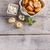 antipasti · ricotta · top · view · pane · tostato - foto d'archivio © grafvision