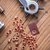 穴 · ツール · キーを押します · セット · 革 · ミシン - ストックフォト © grafvision