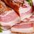 Smoked bacon stock photo © grafvision