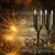 очки · шампанского · бенгальский · огонь · пространстве · фары · лента - Сток-фото © grafvision