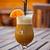льда · кофе · молочный · коктейль · фрукты · пить - Сток-фото © grafvision