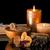 Spa · орхидеи · сжигание · свечей · соль · красоту - Сток-фото © grafvision