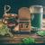 calendário · dia · de · São · Patricio · 17 · verde · cerveja · shamrock - foto stock © grafvision