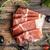prosciutto · Italiaans · voedsel · plaat · vlees - stockfoto © grafvision
