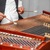 hagyományos · hangszer · zenész · játék · öreg · kezek - stock fotó © grafvision