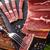 フォーク · 黒 · 食品 · スペース · 岩 · 鋼 - ストックフォト © grafvision