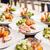 tavola · set · cucina · raffinata · party · vetro · tè - foto d'archivio © grafvision