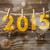2015 · 番号 · 装飾 · 木材 · 冬 - ストックフォト © grafvision