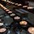 свечей · храма · люди · сжигание · христианской · Церкви - Сток-фото © grafvision