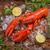 ıstakoz · kırmızı · köri · balık · yumurta · okyanus - stok fotoğraf © grafvision
