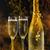 Новый · год · празднования · шампанского · бенгальский · огонь · фон · очки - Сток-фото © grafvision