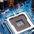 mikrocsip · elektronikus · nyáklap · közelkép · technológia · hálózat - stock fotó © grafvision