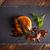karamel · saus · witte · voedsel · achtergrond · dessert - stockfoto © grafvision