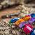 değerli · taş · taşlar · cilalı · atış - stok fotoğraf © grafvision