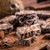коричневый · Печенье · Ломтики · десерта · Sweet - Сток-фото © grafvision