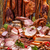 fumé · porc · viande · salami · saucisses - photo stock © grafvision