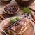 italiano · café · expresso · café · bolo · de · queijo · branco · mesa · de · madeira - foto stock © grafvision