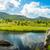 mountain lake stock photo © grafvision
