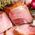 füstölt · disznóhús · vesepecsenye · fűszer · fehér · tányér - stock fotó © grafvision