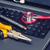 dizüstü · bilgisayar · araçları · teknoloji · yardım · bilgisayar · çalışmak - stok fotoğraf © grafvision