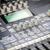 geluid · mixer · regeling · knoppen · muziek - stockfoto © grafvision