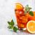 chá · gelado · limão · de · comida · verão - foto stock © grafvision